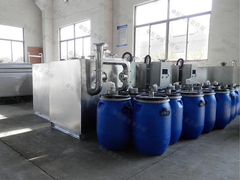 甘南三级滤渣油脂分离器工程造价