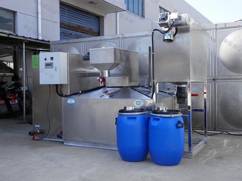 天水多级过滤油水分离装置cad