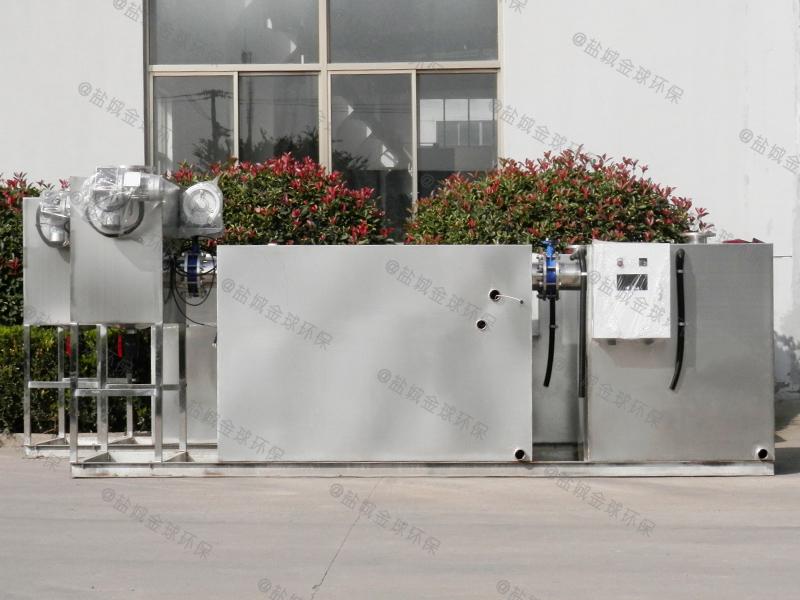 白银成套油污水分离器比例