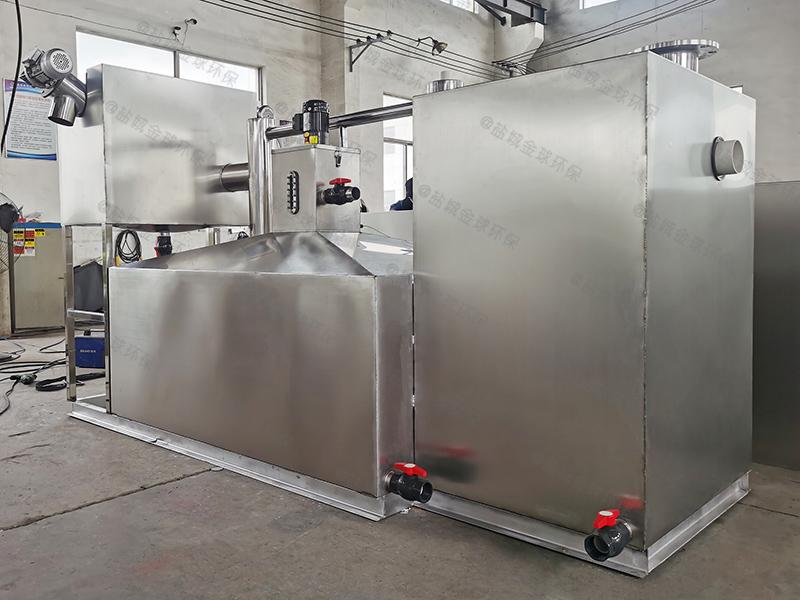 武威三级隔油隔油提升设备尺寸要求