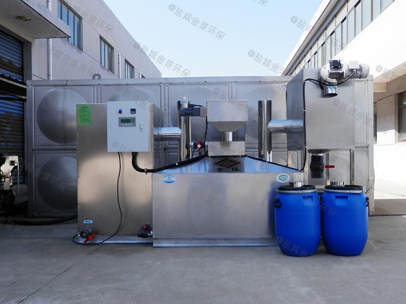 武威滤网设计油污水分离器去除效率