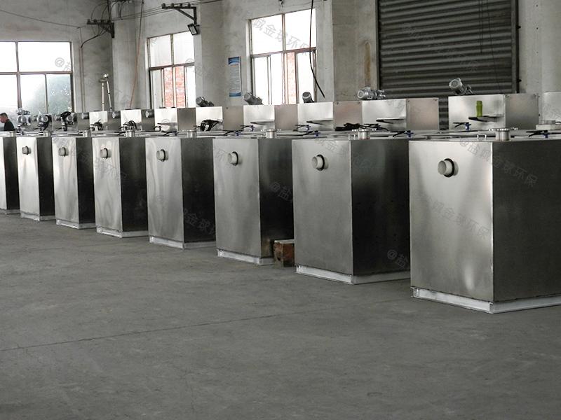 平凉手动式油水分离器工程造价