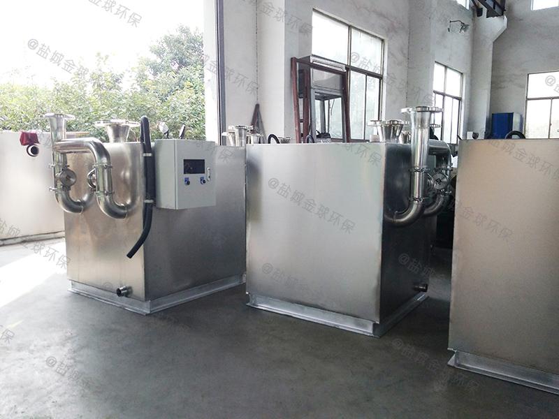 平凉高效隔油提升设备三级标准