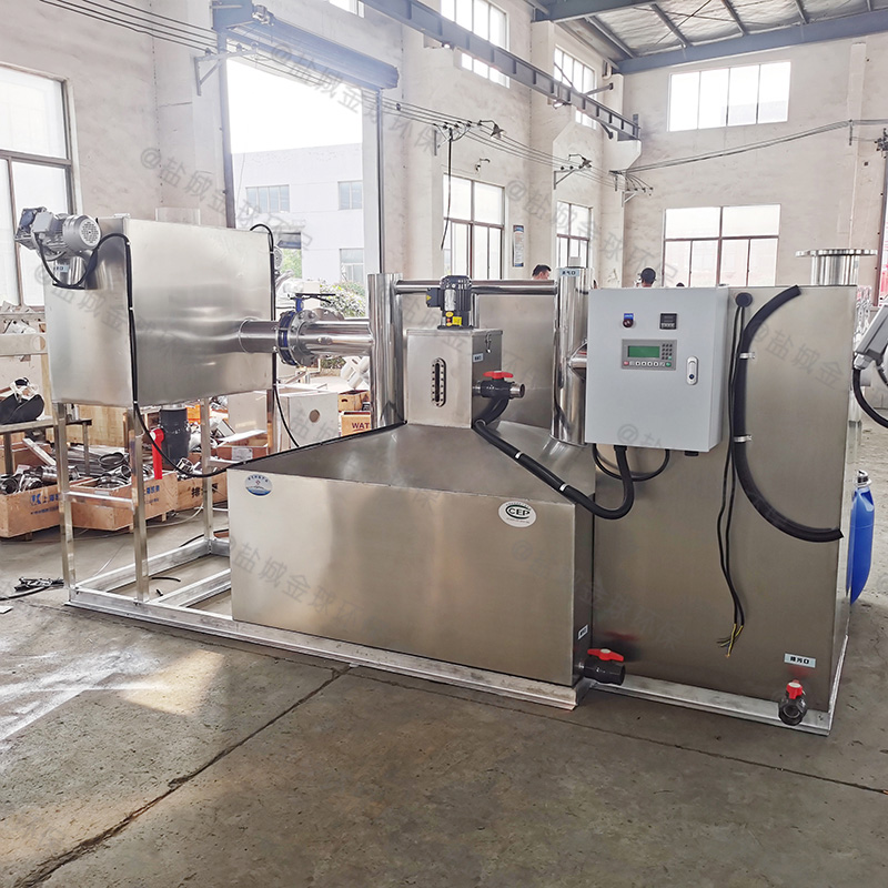 临夏滤网设计油脂分离器建造