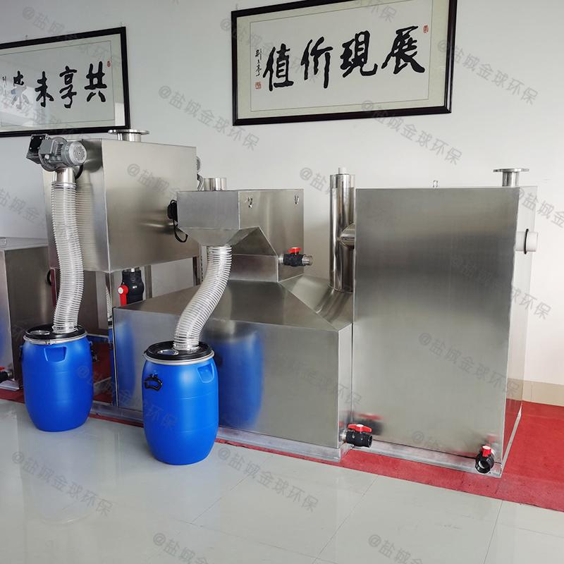 甘南大型隔油提升设备价钱