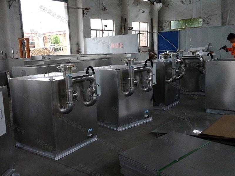 平凉过滤油水分离池安装流程