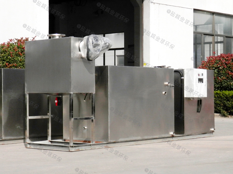 天水污水排放隔油提升设备设计说明