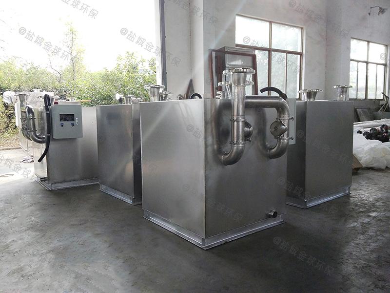 酒泉多级过滤油污水分离器建造