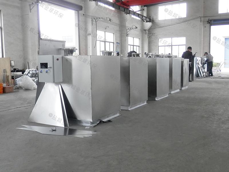 平凉7000人处理量隔油提升设备改造厂家
