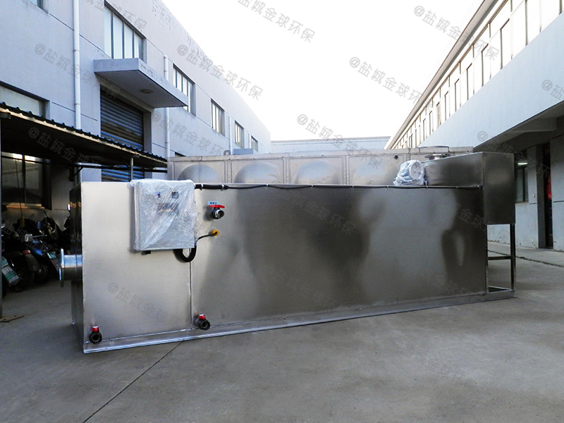 武威60立方每秒油脂分离装置的原理图解