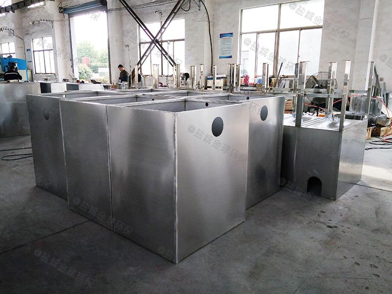 平凉7吨长1600*宽1000*高1200油水分离器规格尺寸