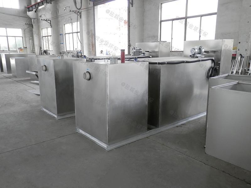 白银高效隔油装置厂