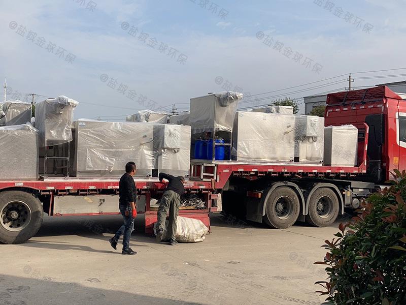 定西40吨长3000*宽1500*高1200隔油器怎么使用