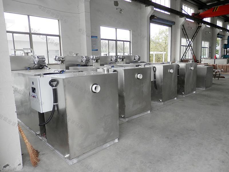 甘南商场油脂分离设备新型投资项目