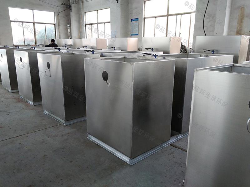 金昌三级隔油隔油池改造厂家价格从优
