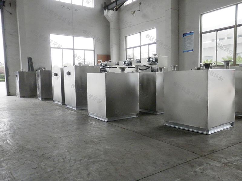 陇南自动油脂分离设备放水教程