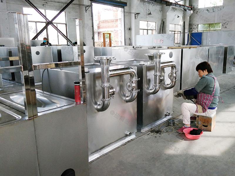 甘南下水道隔油提升设备供应