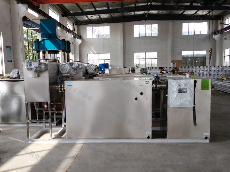 陇南自动油水分离器的做法