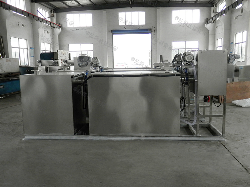金昌30吨每秒油水分离器放水教程