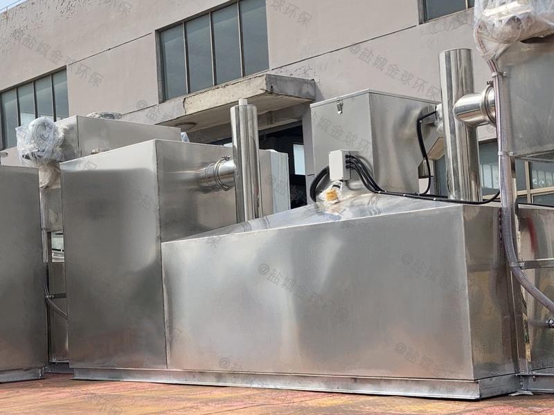 金昌30吨每秒隔油池怎么用