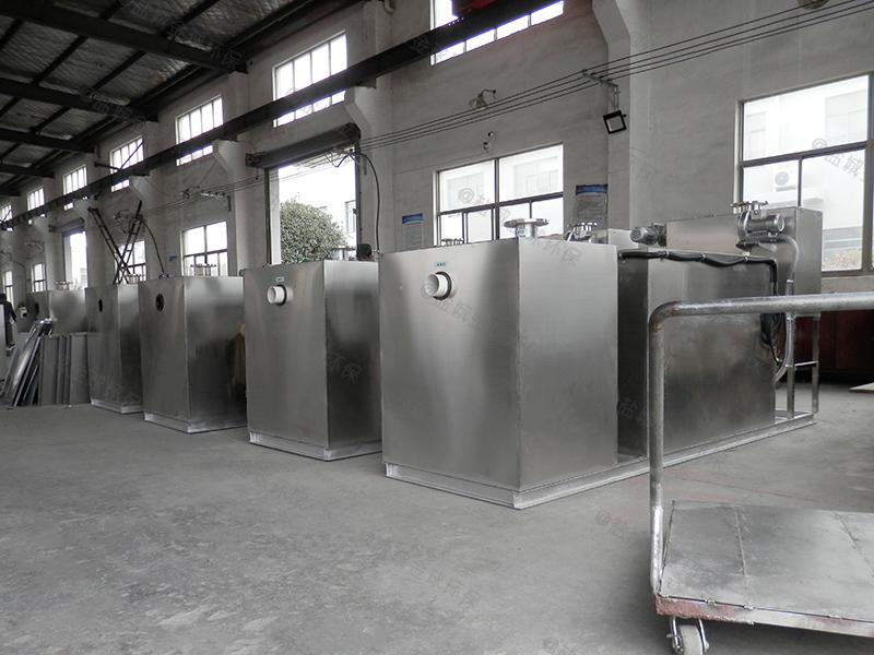 酒泉7吨长1600*宽1000*高1200隔油隔渣装置怎么用